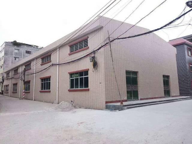 茶山镇卢边独院专墙到顶钢构招租