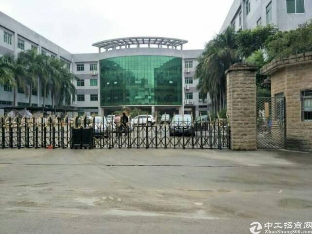 龙岗同乐28500平独院厂房出租,九年合同