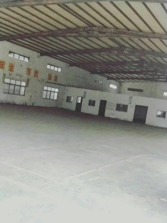 大岭山镇新塘村单一层独栋厂房2500平米