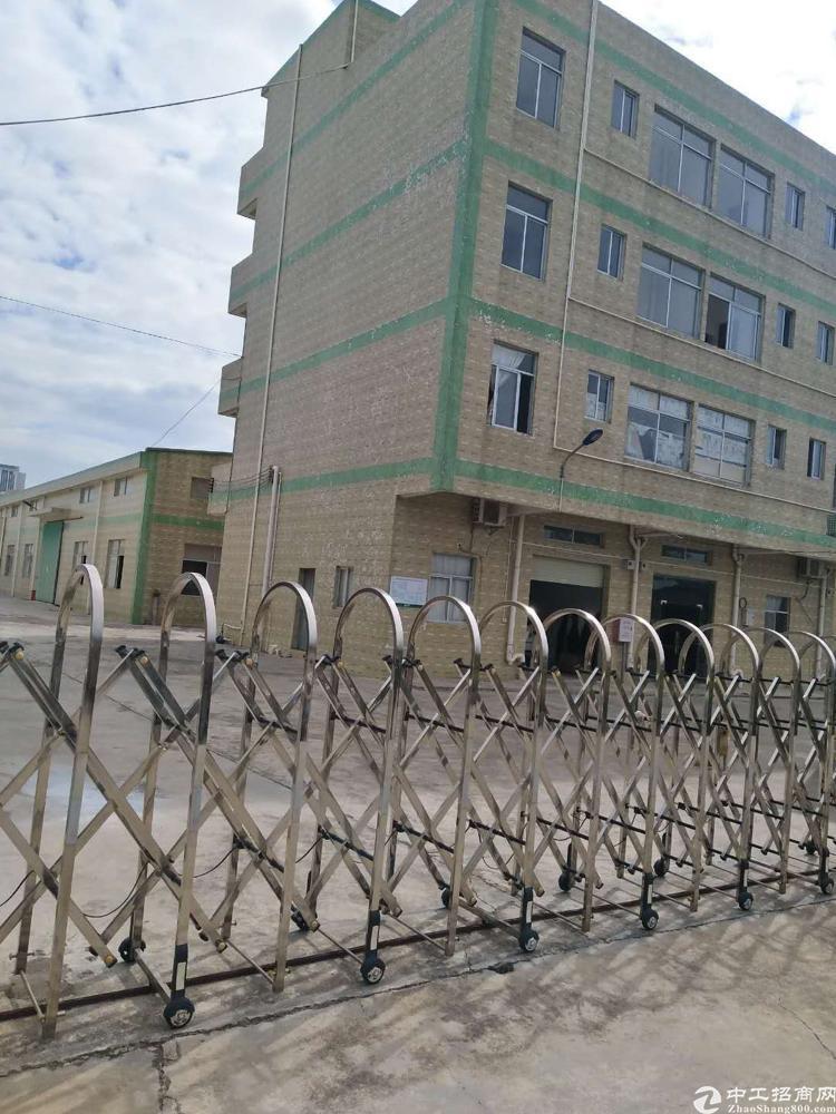 惠阳秋长茶园新出钢构独院21000平米独院招租