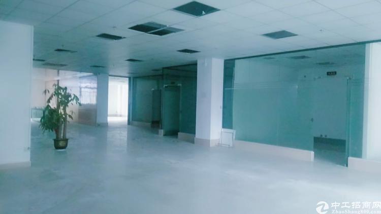 龙岗750平米办公楼出租,带装修
