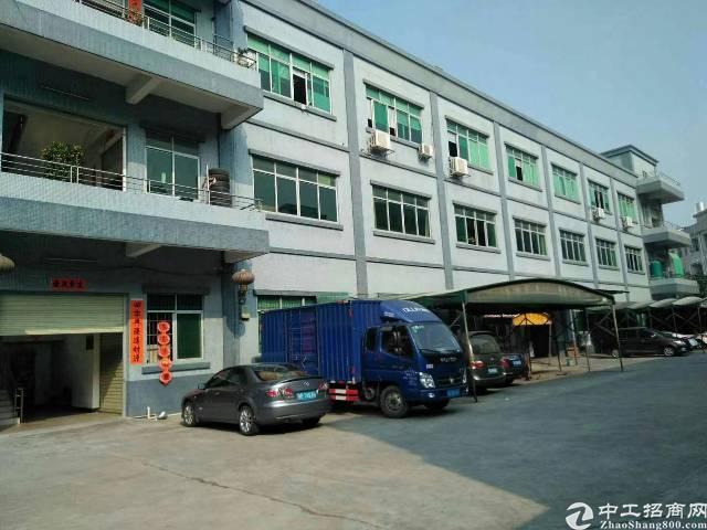 长安乌沙新出楼上带装修800平厂房