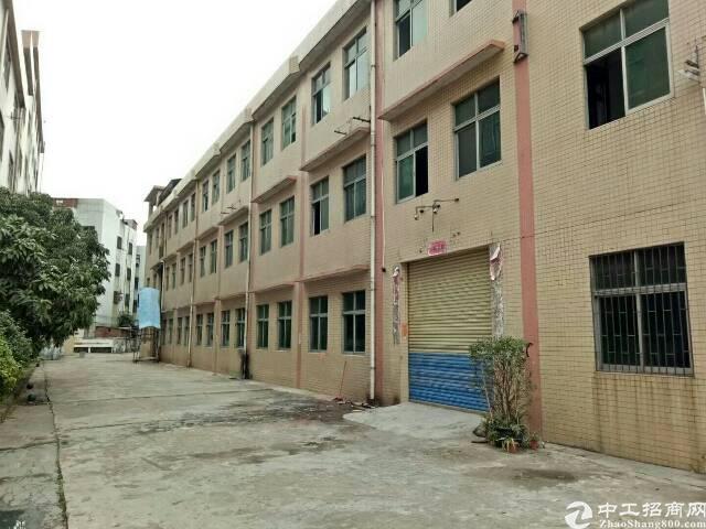 宝塘莞太路边独门独院厂房3500平米