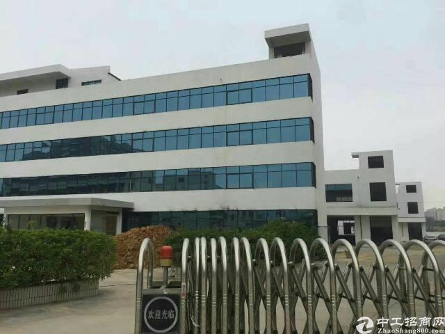 东莞东部片区高新产业加速器,新型工业区