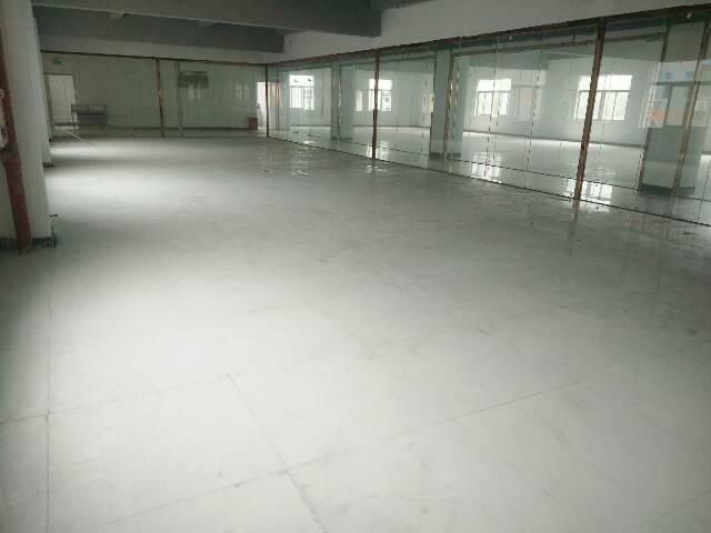 横岗新出办公楼精装修620平