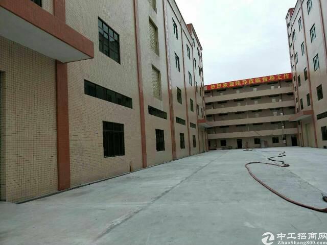 东部快线边上原房东全新独院高大上标准厂房带独立办公楼低价出租