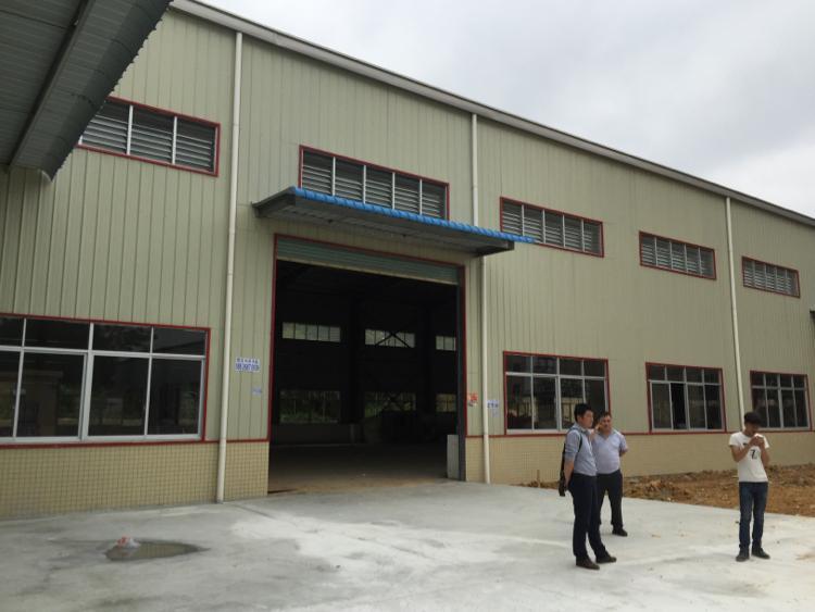 茶山新建钢结构厂房出租带牛角