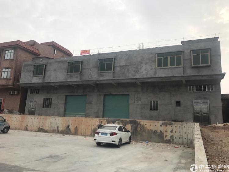 独栋厂房两层新建厂房800平方