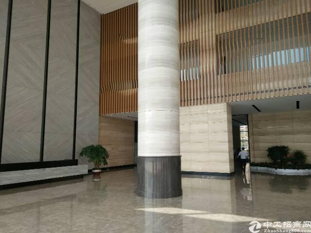 光明高新区新出楼上带精装修写字楼800平方