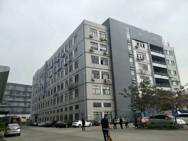 龙华大浪新出厂房一楼厂房3000平米,高6米,精装修带阁楼,