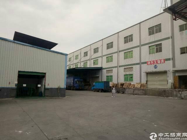 平湖原房东一楼钢构700平米招租!月底搬空!
