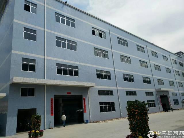 惠阳新圩5500平方独院厂房出租
