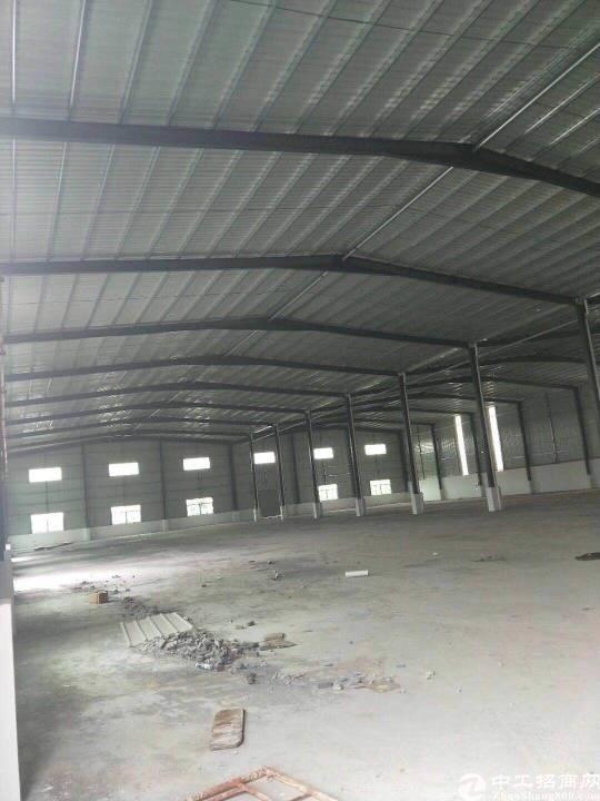 石大路边   独栋钢构厂房2900平招租