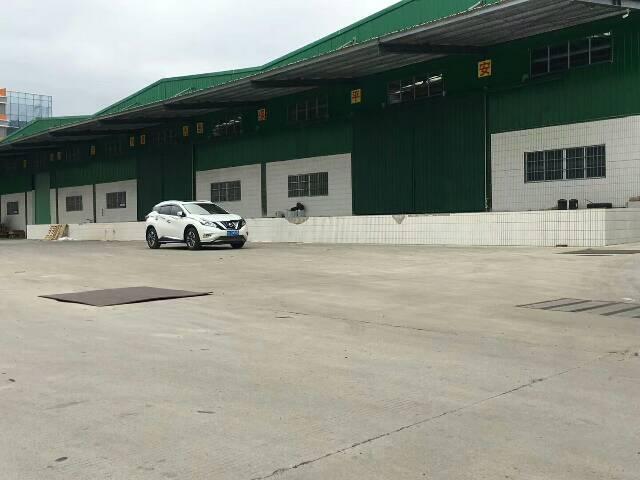 物流仓储的福音!高速出口800米钢构独院3500平高10米