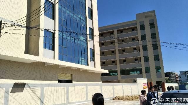 横沥新出标准厂房一楼1500平方
