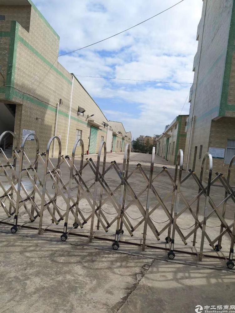 凤岗镇近清溪标准一层钢结构厂房18000平方米出租