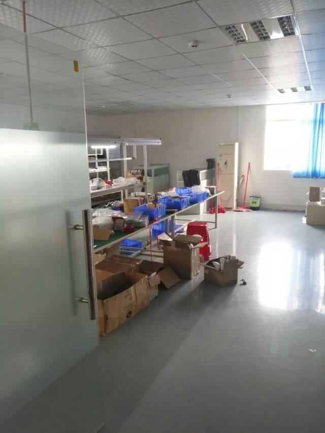 小加工客户的福音200平厂房出租送办公室装修