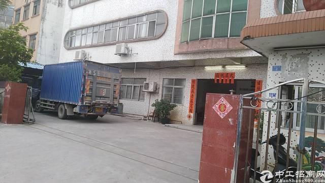 茶山镇原房东厂房分租三楼四楼