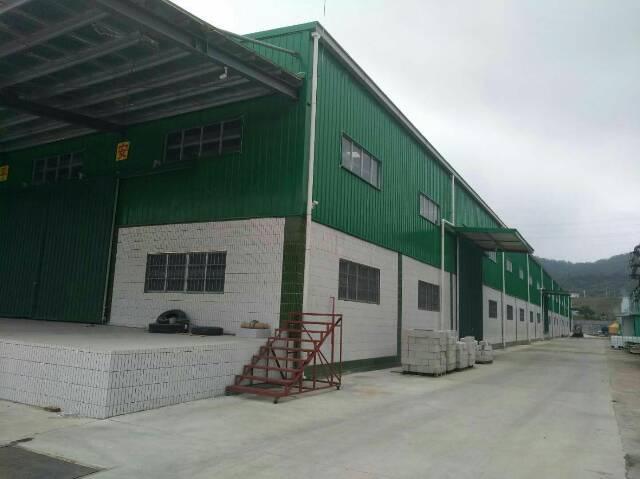 清溪镇出租厂房新出原房东钢构7500平米