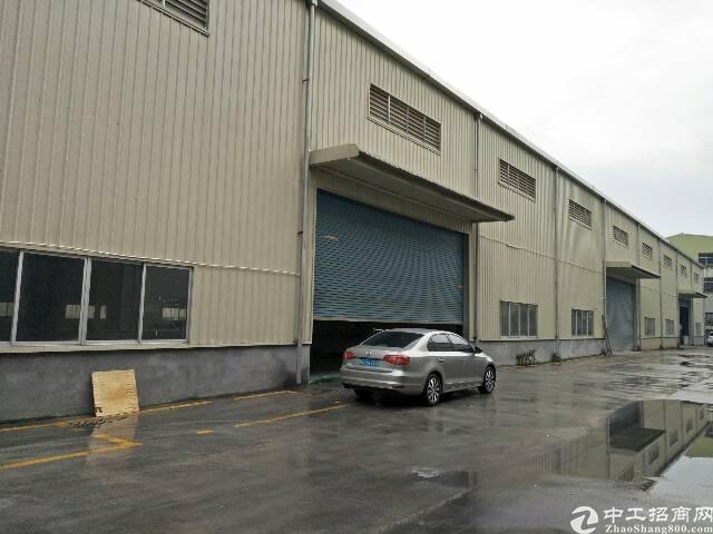 大岭山镇高速出口附近钢构3000方带装修20元