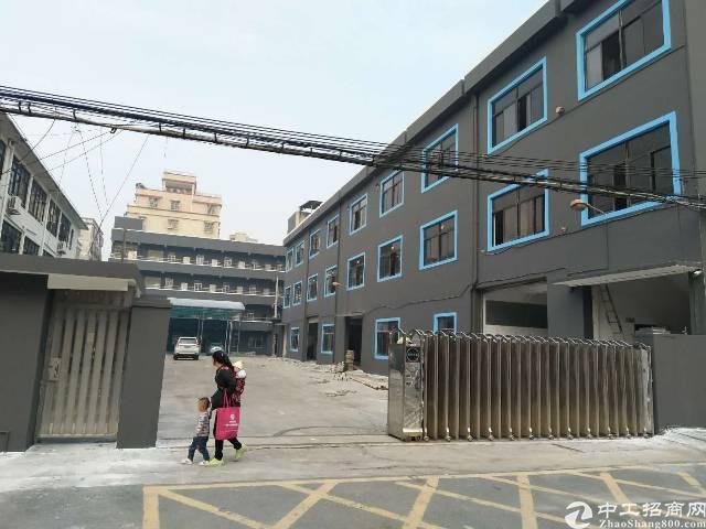 茶山镇标准厂房独门独院3800方招租