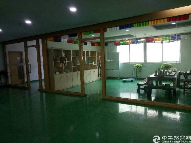 平湖华南边上新出二楼1000平方带装修厂房招租