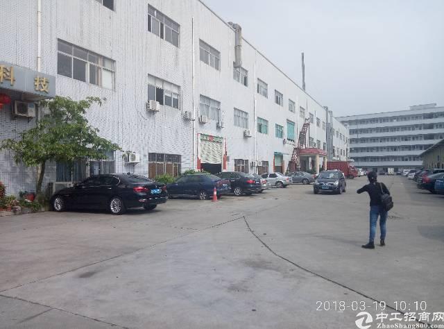 寮步石龙坑工业园一楼1900平