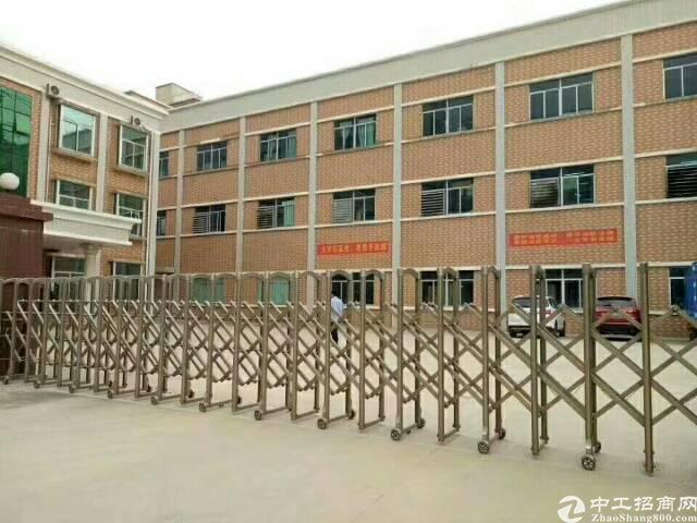 独门独院12000平米厂房1-3层7500平带办公楼