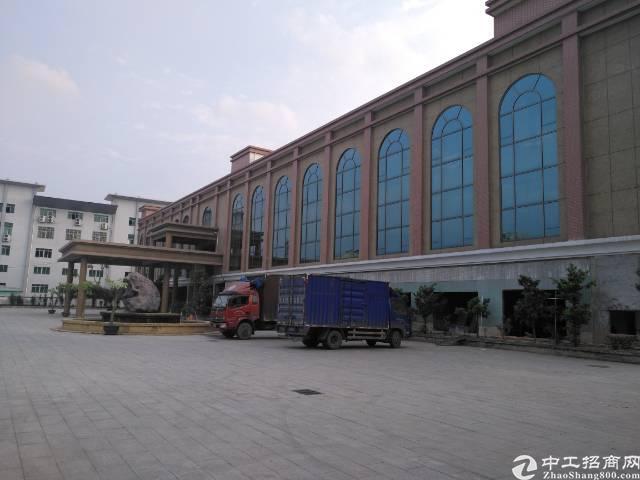 石碣原房东全新二楼厂房3000平米招租