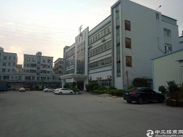 平湖原房东一楼厂房700平米招租!面积实在无公摊!