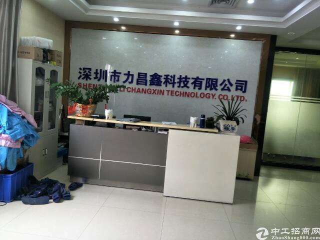 福永地铁口新出原房东楼上一整层2000平米精装修厂房招租-图5