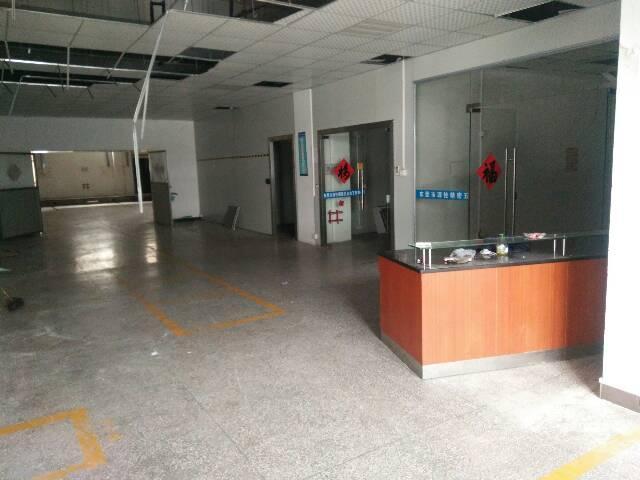 清溪镇新出标准一楼现成水电办公室960平方招租