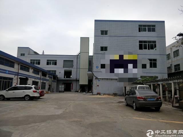 长安镇新民独院厂房招租