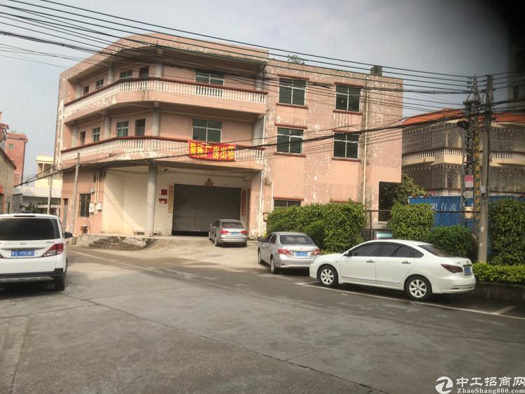 大岭山新出独栋厂房1-3层2000平米厂房出租