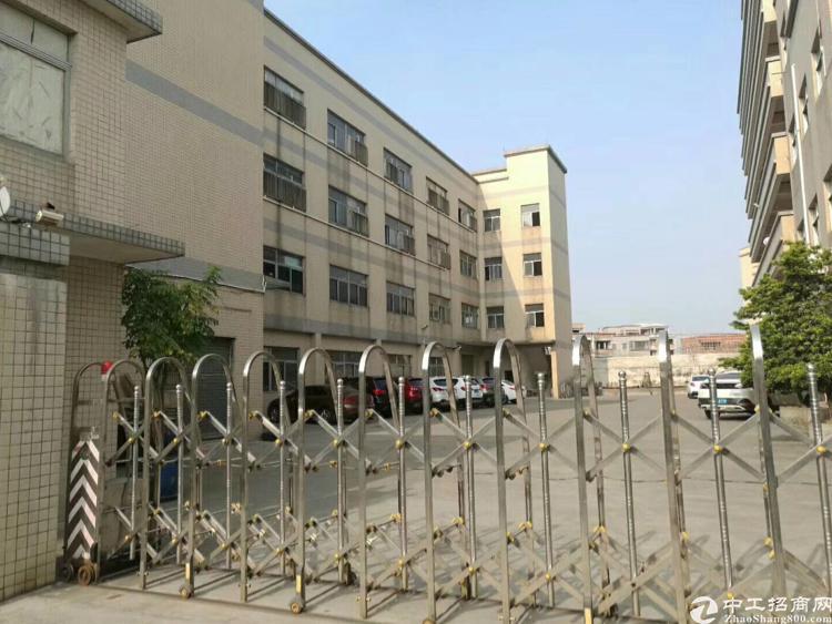 万江标准独院厂房1-4层5300平米出租