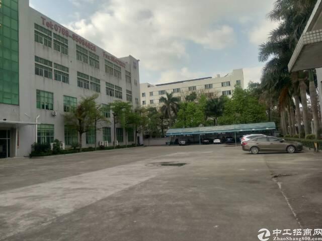长安镇新安大桥附近一楼4000㎡标准厂房招租