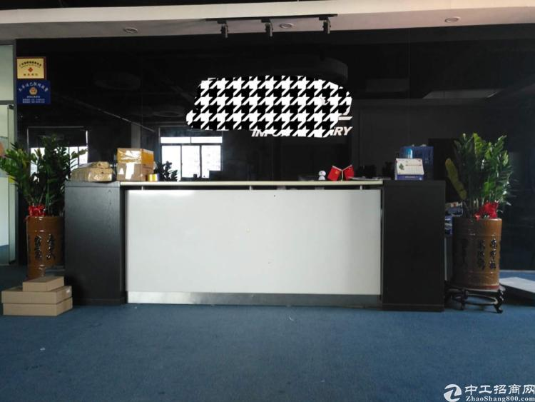 光明靠观澜白花洞楼上800平带精装修转让-图5