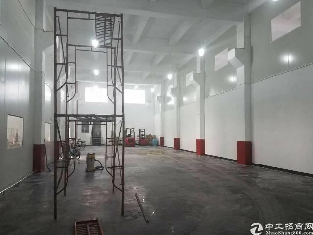 常平新出标准厂房8米高带牛角厂房