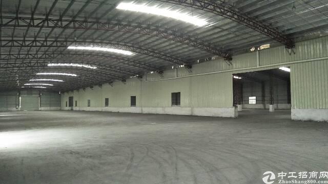 道滘新出工业区分租单一层厂房