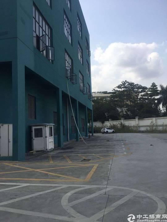 清湖地铁站旁新出创意园独院厂房1-4层20000