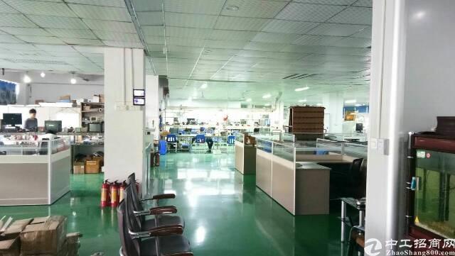 龙华大浪高端科技园1700平厂房