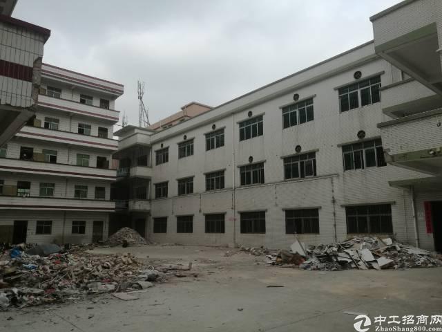 黄江镇合路村厂房出租8000平方