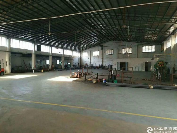 万江标准厂房1楼1300平米出租