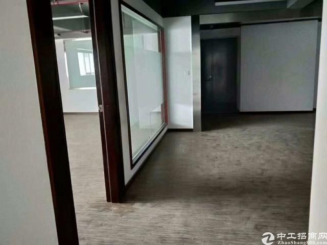 大浪新百丽旁高 新产业园原房东一楼全新装修3000平厂房低价