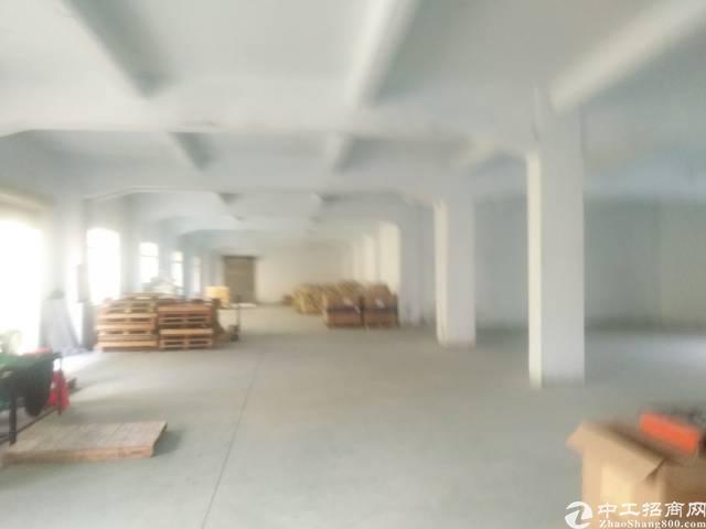 东城同沙厂房1-3F6000平方,