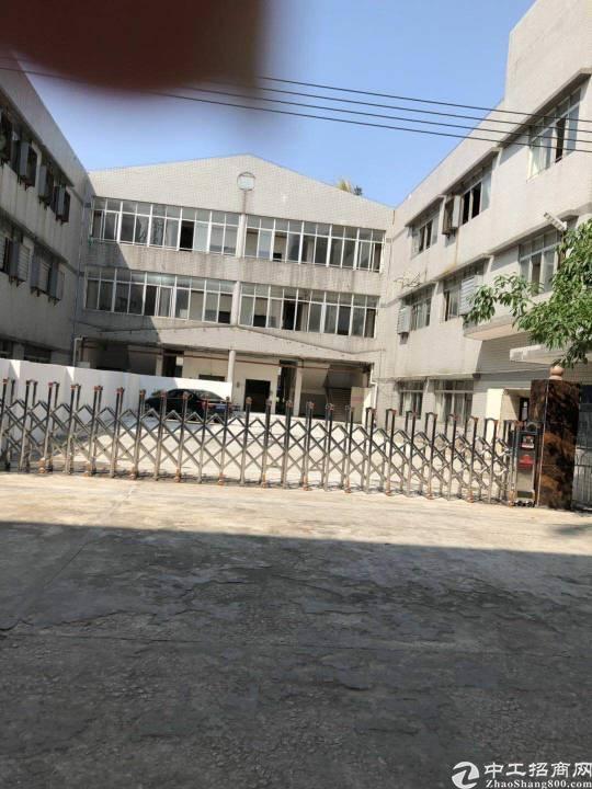 厚街新出独院标准厂房9500平方米招租
