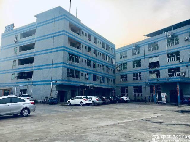常平镇新出标准厂房出租一楼一整层,5米高带行车3100平方带