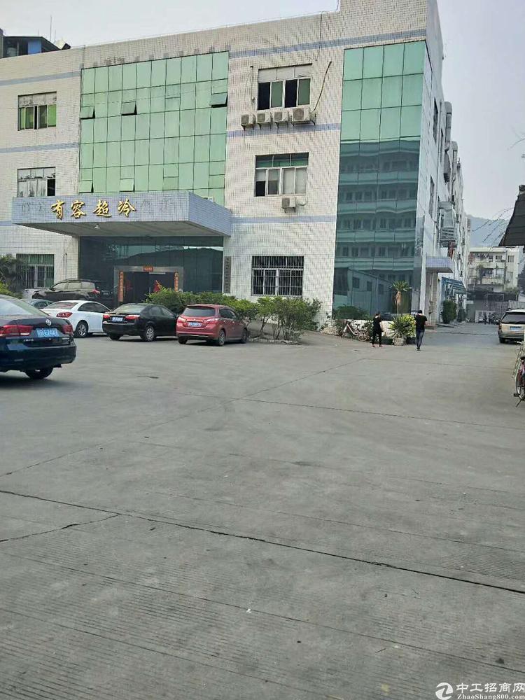 长安镇厦岗新空厂房一楼,自带航车