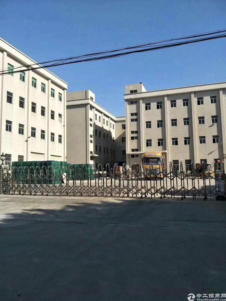 东莞市大湾区长安建筑16000平米国有证厂房低价出售