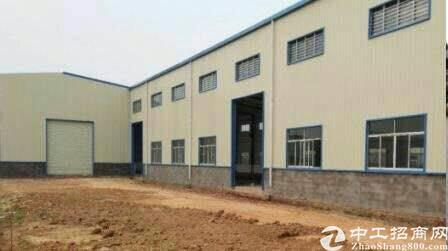 谢岗全新单一层钢构12000厂房招租,滴水高9米,